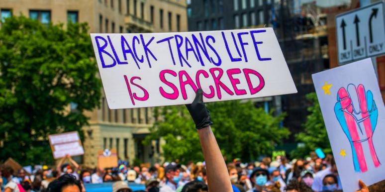 6 Things You Can Do To Support Black Trans Lives