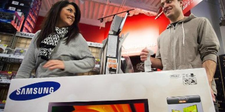 A Couple's Guilt-Free Guide To Black Friday