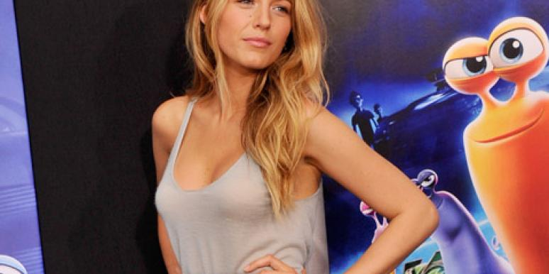 In Non Royal Baby News, Is Blake Lively Pregnant?