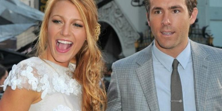 Blake Lively & Ryan Reynolds' Sweet Holiday-Themed Ice Cream Date