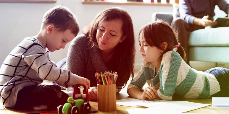 """""""I Love My Kids Differently"""" (And 5 More Truths About Blended Families)"""