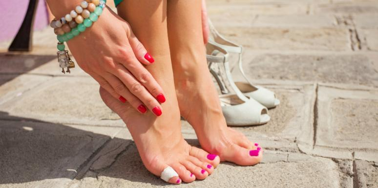how to get rid of blisters
