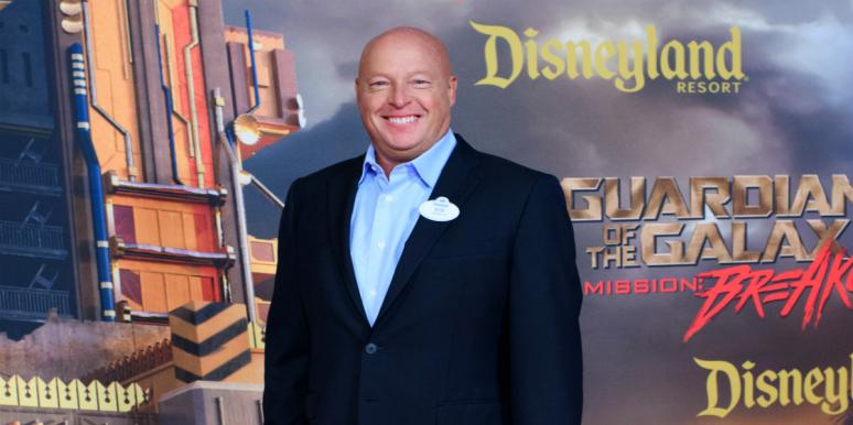 Who Is Bob Chapek? Everything You Want To Know About The New Disney CEO