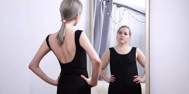 What It's Like Living With Body Dysmorphia