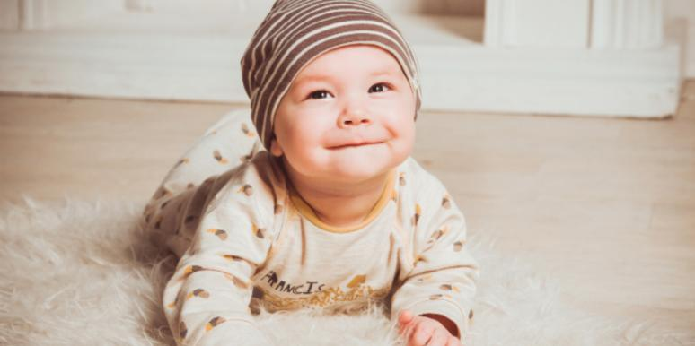 26 Strong Biblical Boy Names (From A-Z) & Meanings That Are Perfect For Naming Your Child