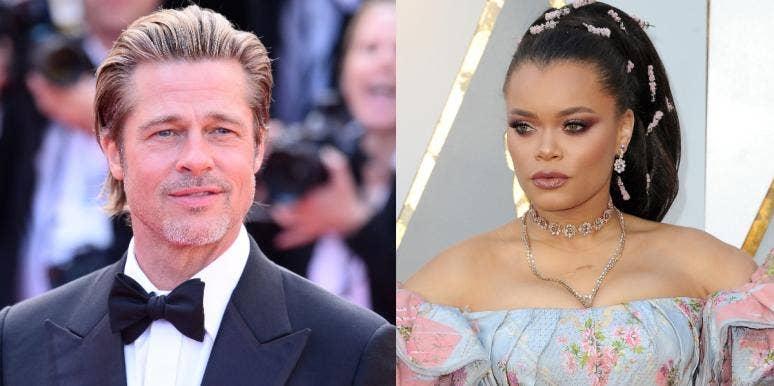 Brad Pitt And Andra Day