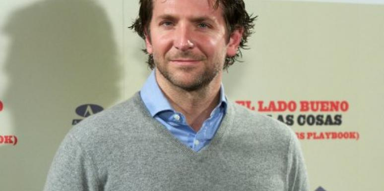 The 2013 Oscars Bradley Cooper
