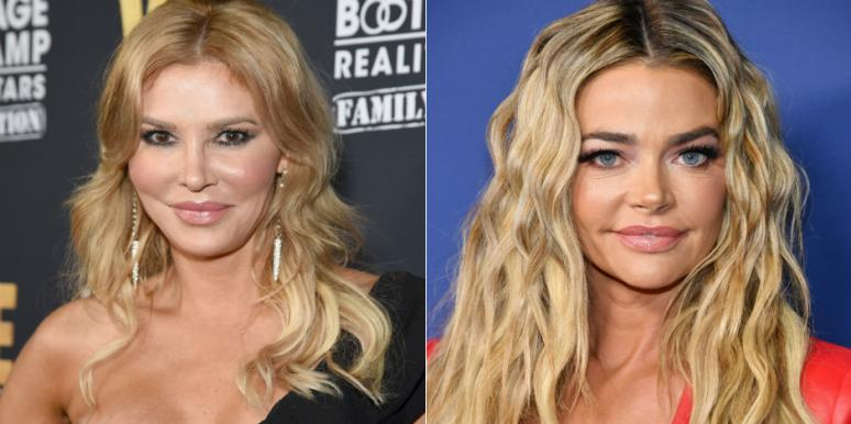 Are Denise Richards And Brandi Glanville Having An Affair? The Latest Rumors About These 'Real Housewives' Stars