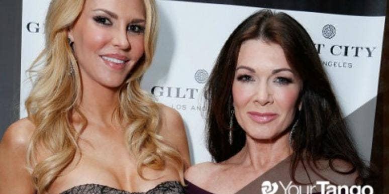 Brandi Glanville & Lisa Vanderpump