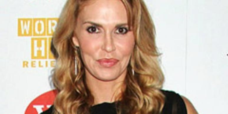 Eddie Cibrian's Ex Brandi Glanville Has A Drunk Wedding In Vegas