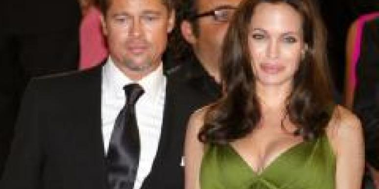 Angelina and Brad to Adopt Again