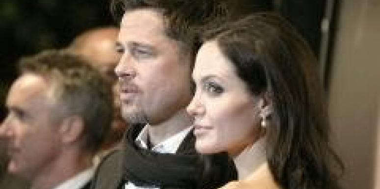 Brangelina Marriage Depends on the Kids