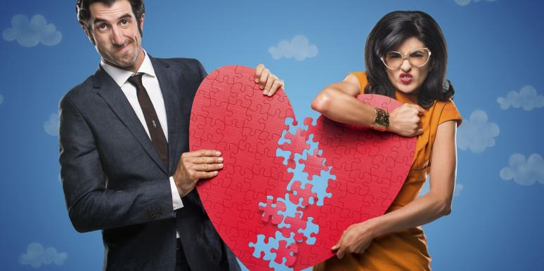 Did Hugh Grant Break Up With Girlfriend Over Valentine's Day Snub