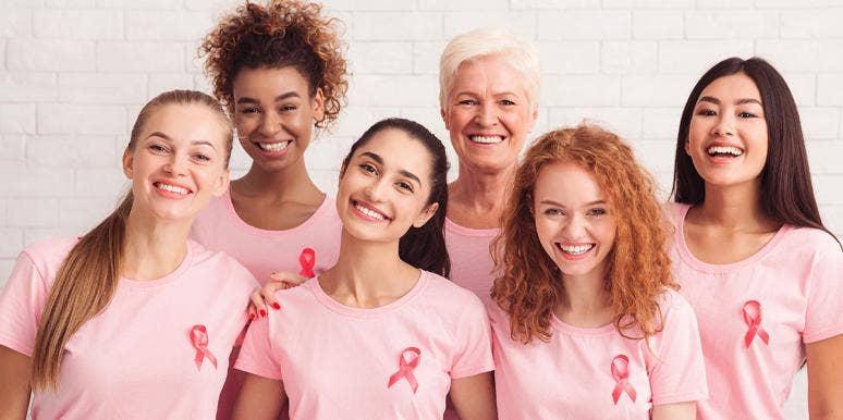 Photos Feature Breast Cancer Survivors As Underwear Models