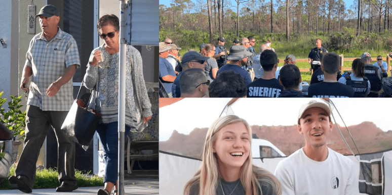 brian laundrie parents fbi police search