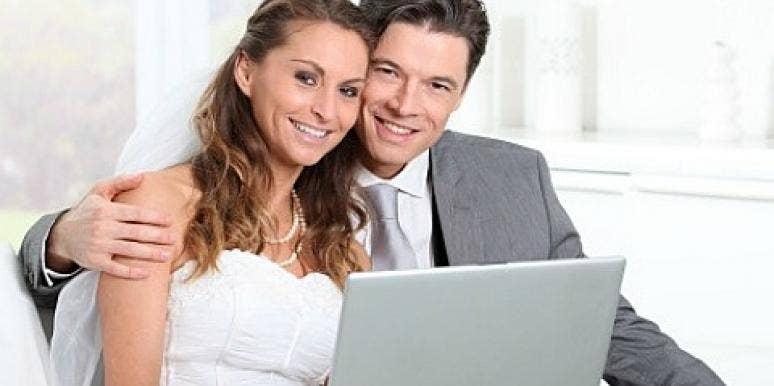 internet weddings
