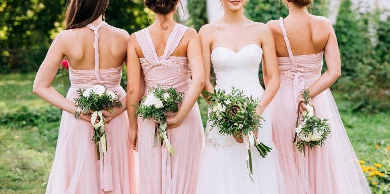Bridesmaids Bride Bridal Party