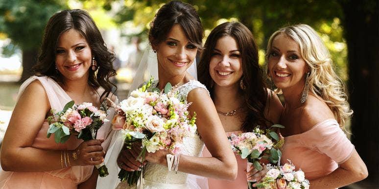 I Was A Bridesmaid In My Ex-Girlfriend's Wedding