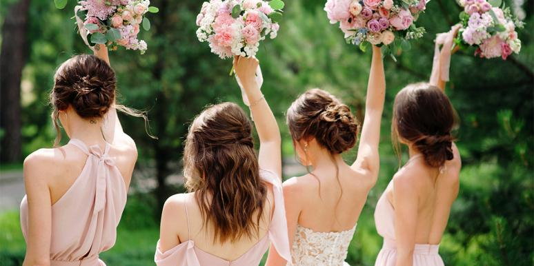 I Was A Bridesmaid In My Boyfriend's Wedding