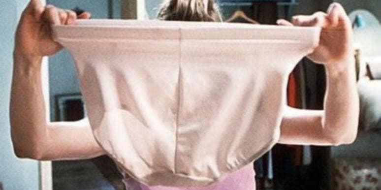 underwear vagina