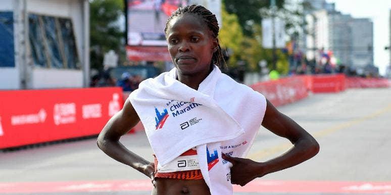 Who Is Brigid Kosgei? New Details On Runner Who Shattered Women's World Record At Chicago Marathon