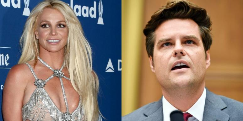 Why Republicans Want Congress To Free Britney Spears