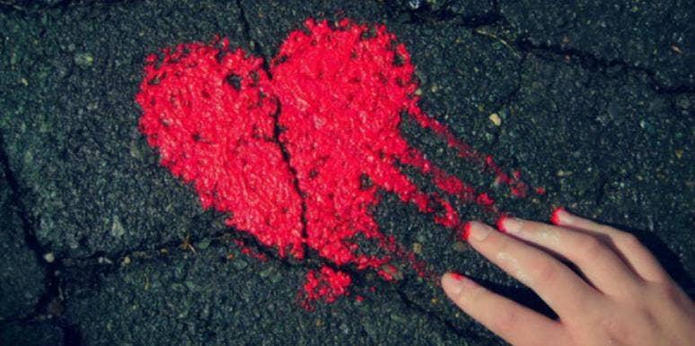 healing heartbreak a break up or divorce