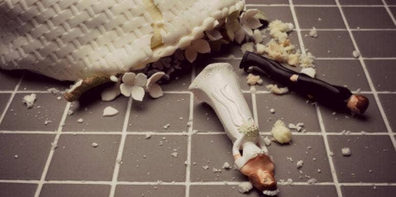 broken marriage
