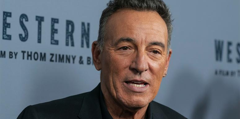 Bruce Springsteen at the 2019 'Western Stars' film premiere