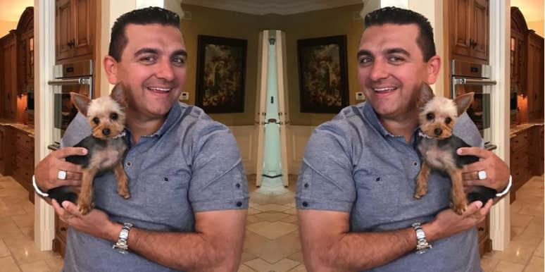 Buddy Valastro weight loss photos