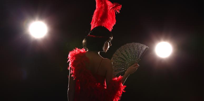 How Burlesque Helped Me Heal From Losing Everything