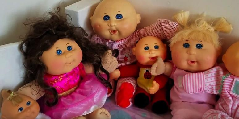 Duggars Believe Cabbage Patch Dolls Are Possessed By Satan