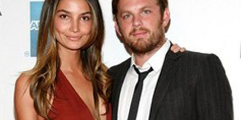 Caleb Followill & Lily Aldridge: Expecting Their First Baby!