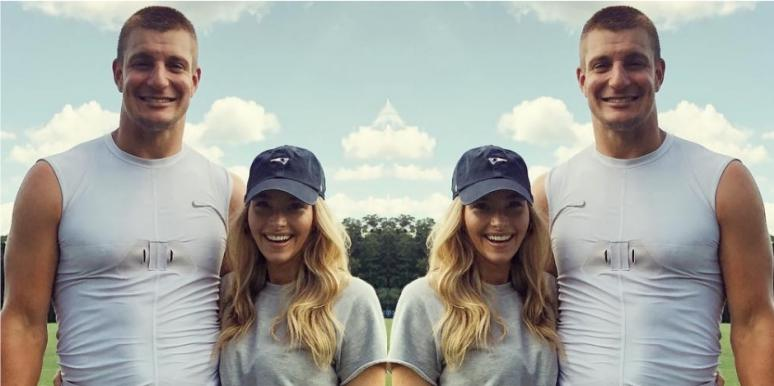 Who Is Rob Gronkowski's Girlfriend, Camille Kostek? The Controversial Way They Met