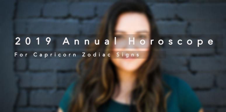 Capricorn Zodiac Sign Monthly Horoscope Predictions For 2019