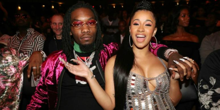 are cardi b and offset married