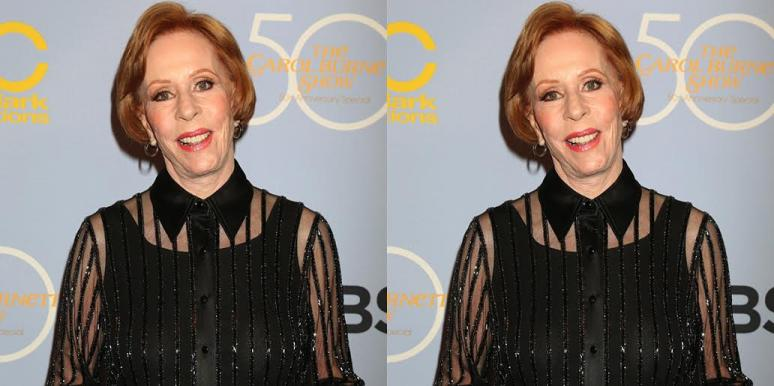 Who Is Carol Burnett's Daughter? Comedian Seeking Custody Of Grandson Over Daughter Erin Hamilton's Addiction Issues