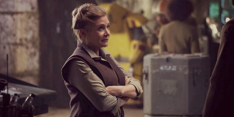 Carrie Fisher Princess Leia Star Wars died obituary
