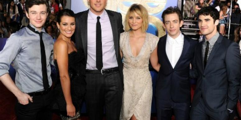 Should The Glee Kids Keep It In Their Pants?