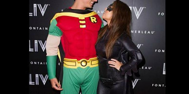 The Most Epic Celebrity Couples Halloween Costumes & More