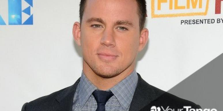 Channing Tatum YourTango exclusive Magic Mike