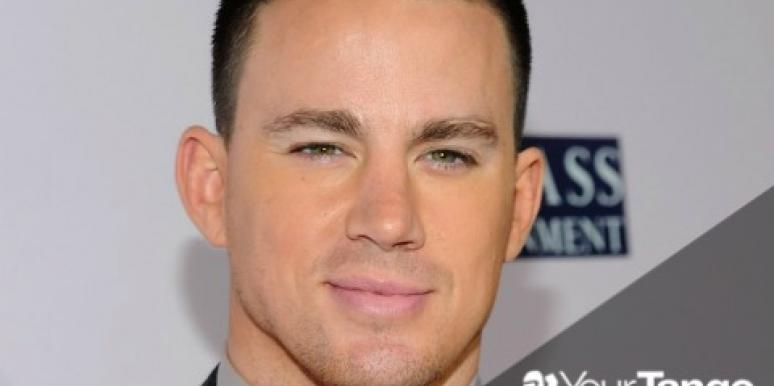 "Exclusive! Channing Tatum Thinks He's A ""Total Romantic Guy"""