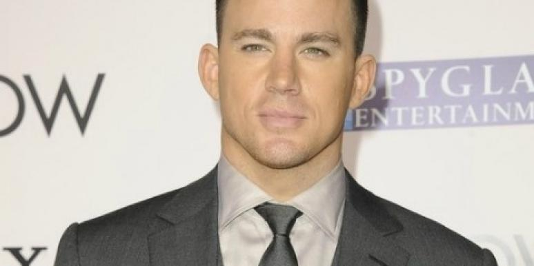 A-List Links: Channing Tatum Is Going To Be One Hot Daddy