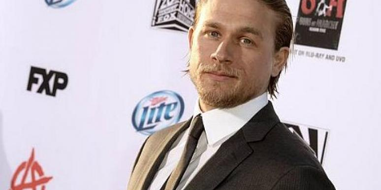 Fifty Shades Of Grey Movie: Charlie Hunnam Is Not Christian Grey!