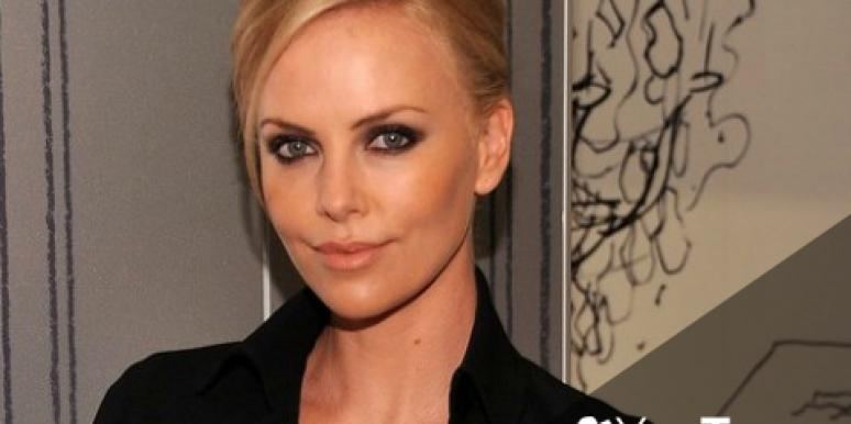 Exclusive! Charlize Theron On Exes, Old Loves & Girl Crushes