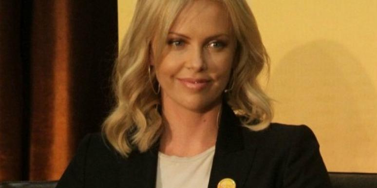 Charlize Theron: Single For The First Time Since Age 19!