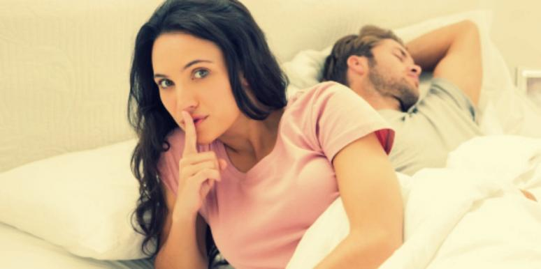 When A Married Woman Wants An Affair