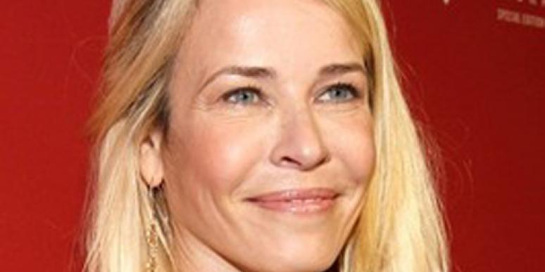 Chelsea Handler Is Back With Her Ex, Andre Balazs