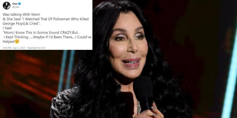 Cher and her tweets about George Floyd