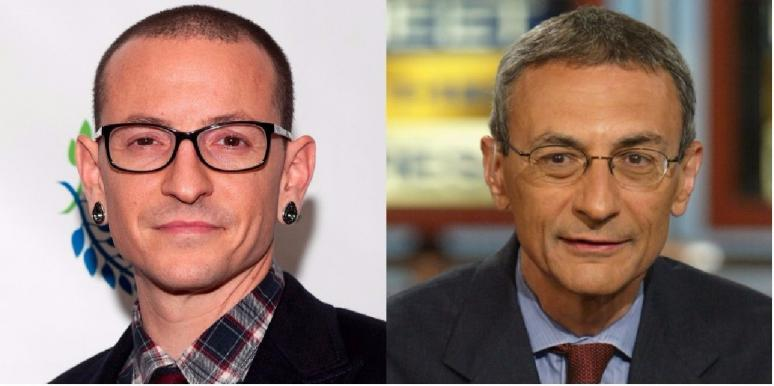 How Did Chester Bennington Die? The Conspiracy Theory Connecting Him To John Podesta, Chris Cornell & Pizzagate